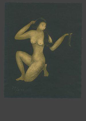 Nagase Yoshiro: Golden Girl 77/200 - The Art of Japan