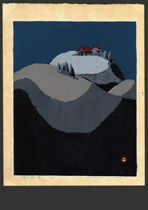 Azechi Umetaro: Mountain Village - The Art of Japan