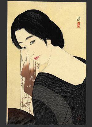 朝井清: After a Bath - The Art of Japan
