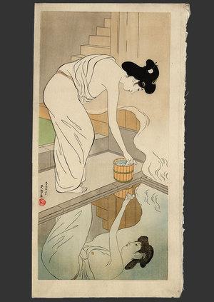 橋口五葉: Hot Springs Inn - The Art of Japan