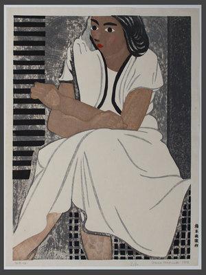 Okiie: White Robe 3/30 - The Art of Japan