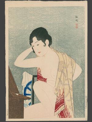 Takahashi Hiroaki: Make-up Before the Mirror - The Art of Japan