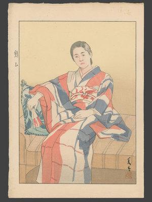 Nagachi Hideta: Ikoi (Rest) - The Art of Japan