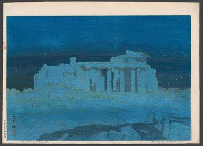 無款: Acropolis night - The Art of Japan