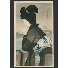 Ito Shinsui: Evening cool 95/150 - The Art of Japan