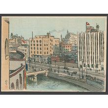 Ishii Hakutei: The Ginza C. 1925 - The Art of Japan