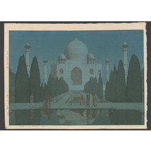 無款: Taj Mahal - night No. 6 - The Art of Japan