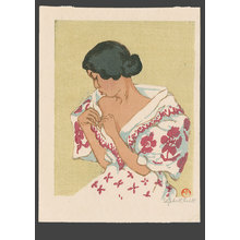 Elizabeth Keith: Philippine Woman - The Art of Japan