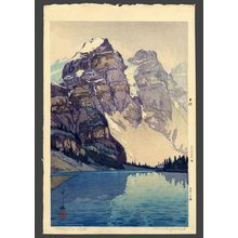Unknown: Lake Moraine - The Art of Japan