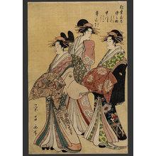Eisho: Oiran of the Matsubaya Green House - The Art of Japan