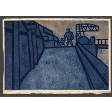 Ono Tadashige: Urban landscape 1/4 - The Art of Japan