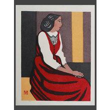 橋本興家: Work No.2 Red 18/80 - The Art of Japan