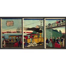 Ikkei: The complete Takanawa Iron Steam Railway - The Art of Japan