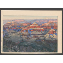 Unknown: Grand Canyon - The Art of Japan