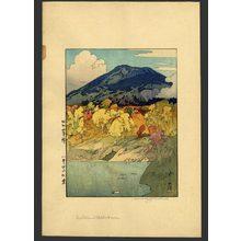 Unknown: Autumn Foliage at Hakkodasan - The Art of Japan