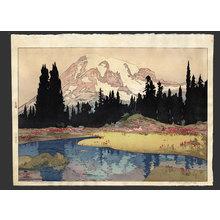 Unknown: Mt. Rainier - The Art of Japan