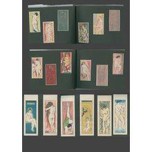 両角修: An album of 81 prints of nudes - The Art of Japan