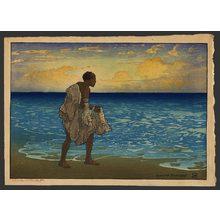 Charles Bartlett: Hawaiian Fisherman - The Art of Japan