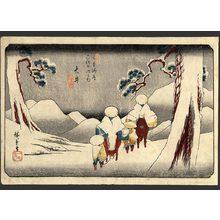 歌川広重: #47 Oi - The Art of Japan