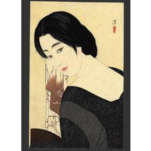 Asai Kiyoshi: After a Bath - The Art of Japan