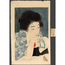 鳥居言人: Morning Hair 18/100 - The Art of Japan