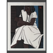 Okiie: Work No.1 White (Woman in White) 22/80 - The Art of Japan