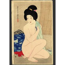 Hirano Hakuho: After the bath 68/100 - The Art of Japan