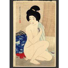 Hirano Hakuho: After the bath (70/100) - The Art of Japan