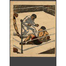 Onchi: Knockdown - The Art of Japan