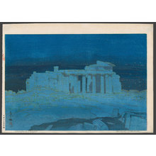 Unknown: Acropolis night - The Art of Japan