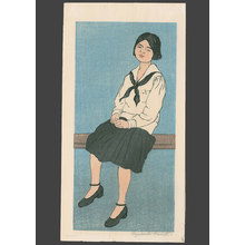 Elizabeth Keith: School Girl - The Art of Japan