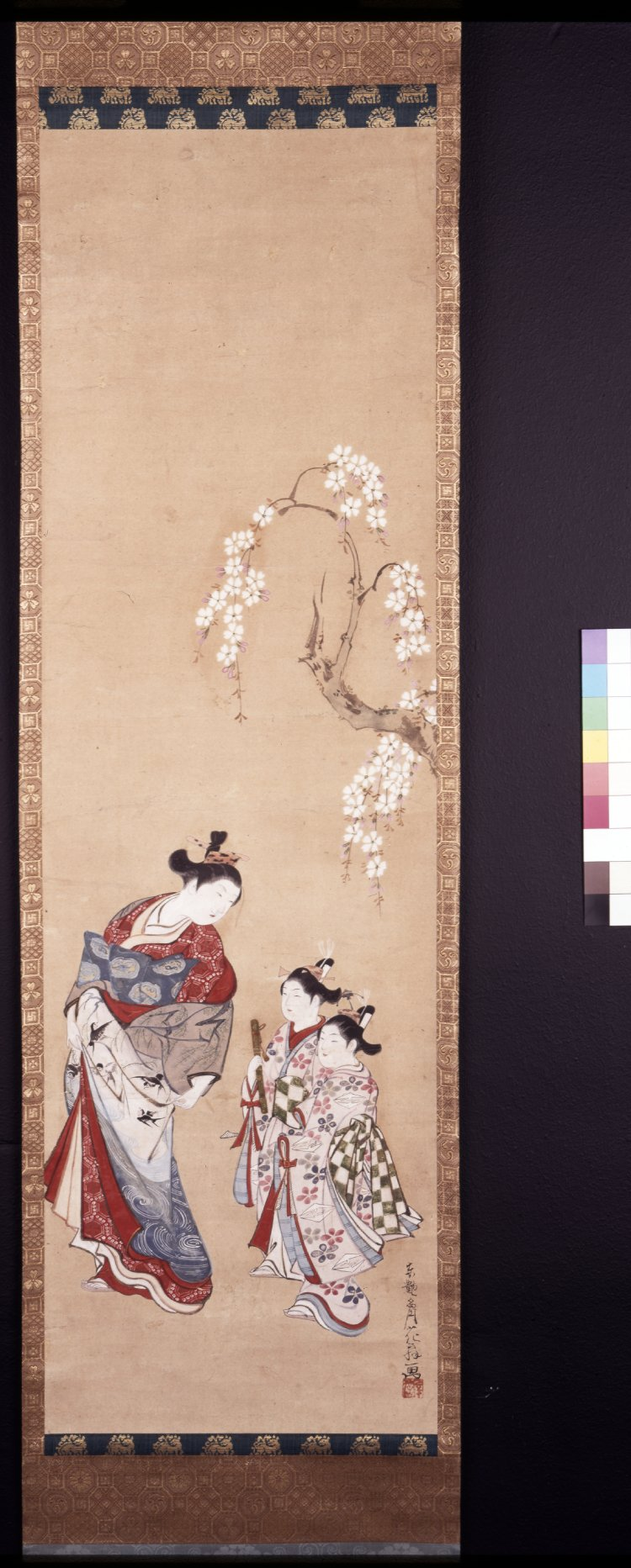 Painting Hanging Scroll