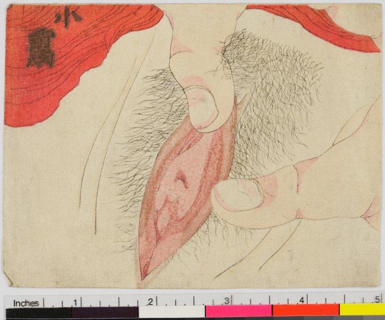 Gorgeous british erotic prints that made