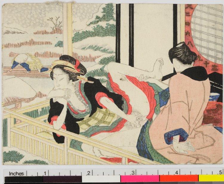 Kunst shunga Shunga. Meisterwerke