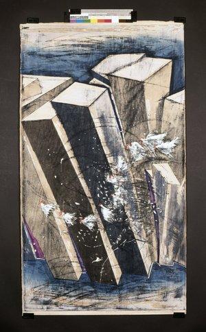 静湖: The Flying: Ten (The Flying: Turn) - 大英博物館