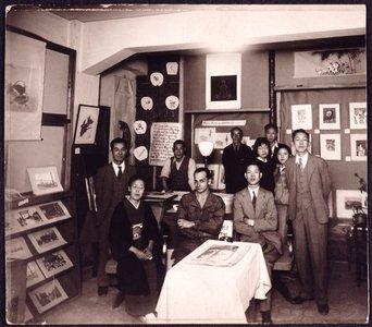 Ernst Hacker: print / photograph - British Museum