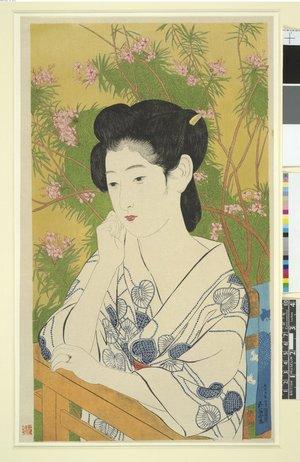 Hashiguchi Goyo: - British Museum