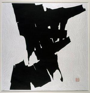 Maki Haku: Work 73-50-A (Nothing) - British Museum