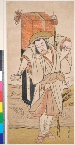 Katsukawa Shunsho: print (?) - British Museum