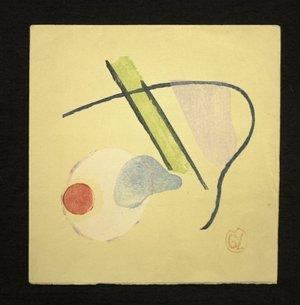 Yamaguchi Gen: print / greeting-card - British Museum