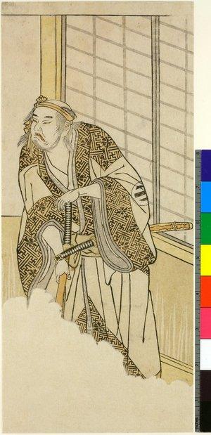 勝川春好: - 大英博物館