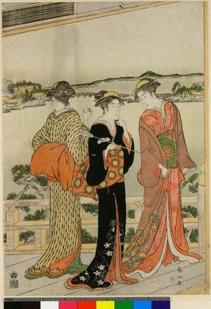 勝川春山: - 大英博物館