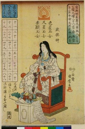 Utagawa Kunimaro I: - British Museum