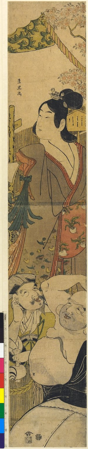 Rekisentei Eiri: - British Museum