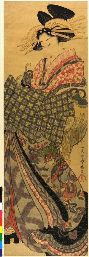 Kashosai Shunsen: - British Museum