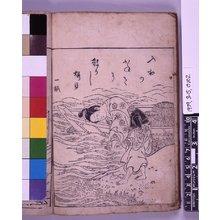 Toyonobu: Ehon Suetsumuhana 絵本末摘花 - British Museum