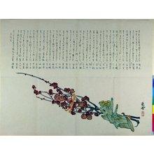 Saiho: surimono - British Museum
