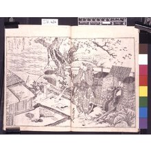 Katsushika Hokusai: Seta no Hashi ryujo no honji 勢田橋竜如本地 - British Museum
