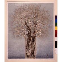 星襄一: Asa no ki (Morning Tree) - 大英博物館