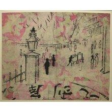 河鍋暁斎: print / drawing - 大英博物館